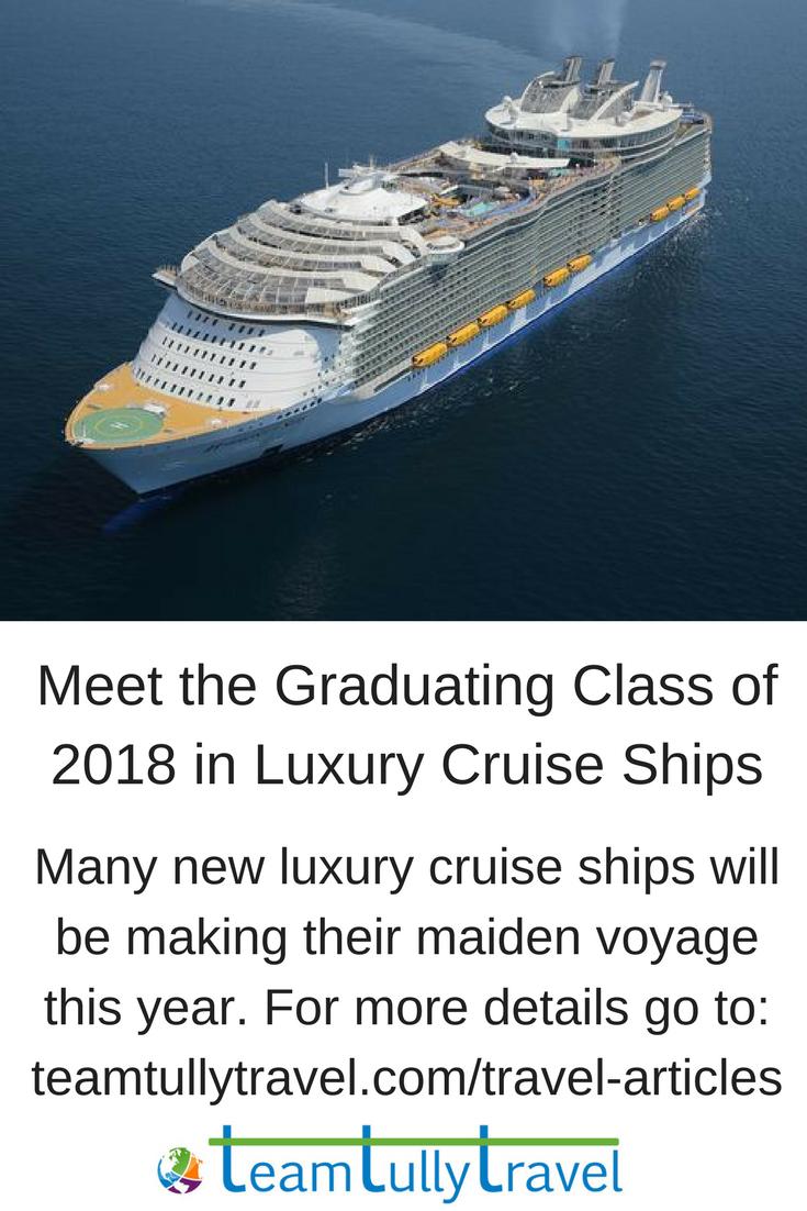 2018 Graduating Class of Ships