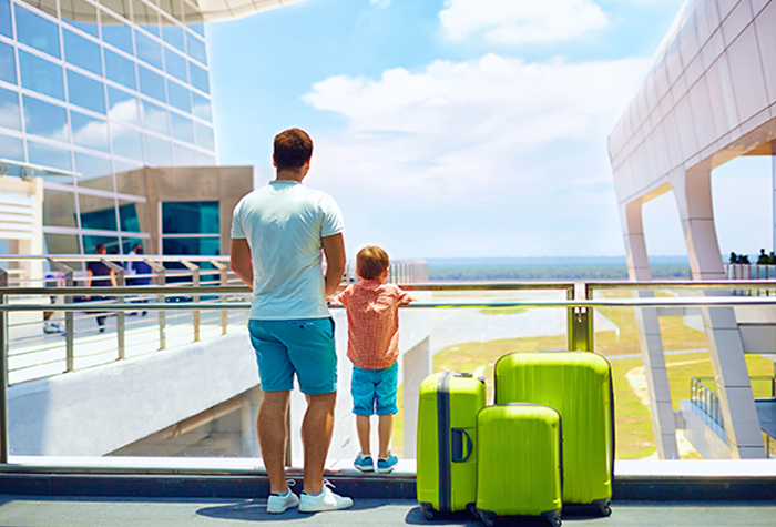 Free Airfare   Book a Balcony or above category and enjoy free and reduced airfare for Guests 1 & 2 on your reservation. Choose from 130 airports when you book – with roundtrip airfares priced from $0 to $499 – and we'll send you your flight details 30 days before you cruise.
