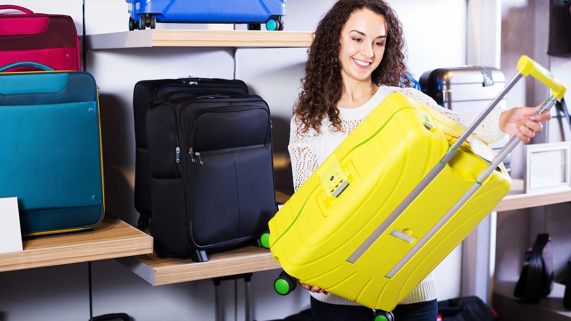 Upgrade your luggage