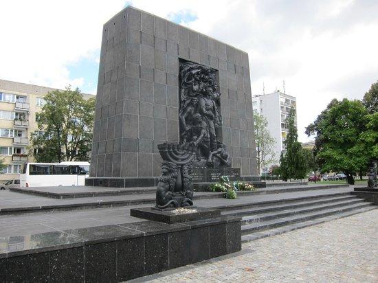 Jewish Quarter Memorial