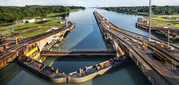 Panama Canal $1,129