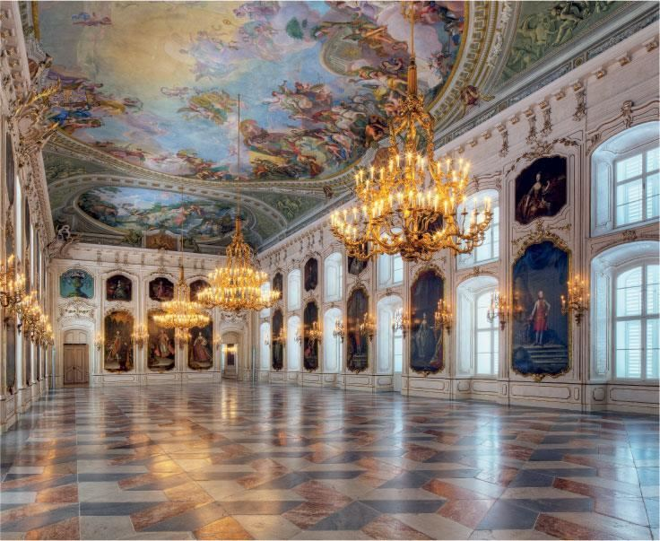 Hofburg Palace Grand Hall