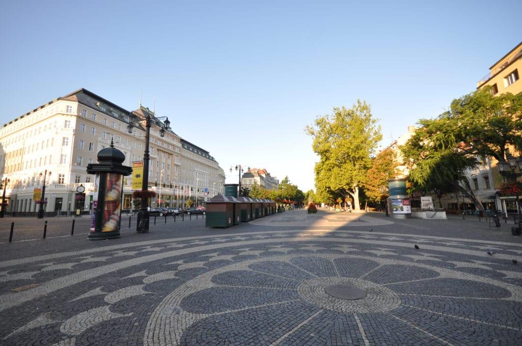 Hviezdoslavov Square