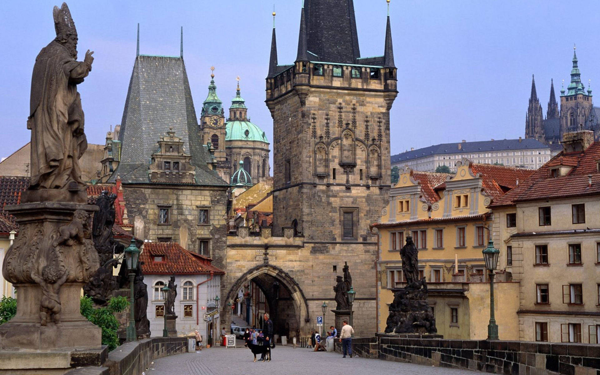 Ancient Prague