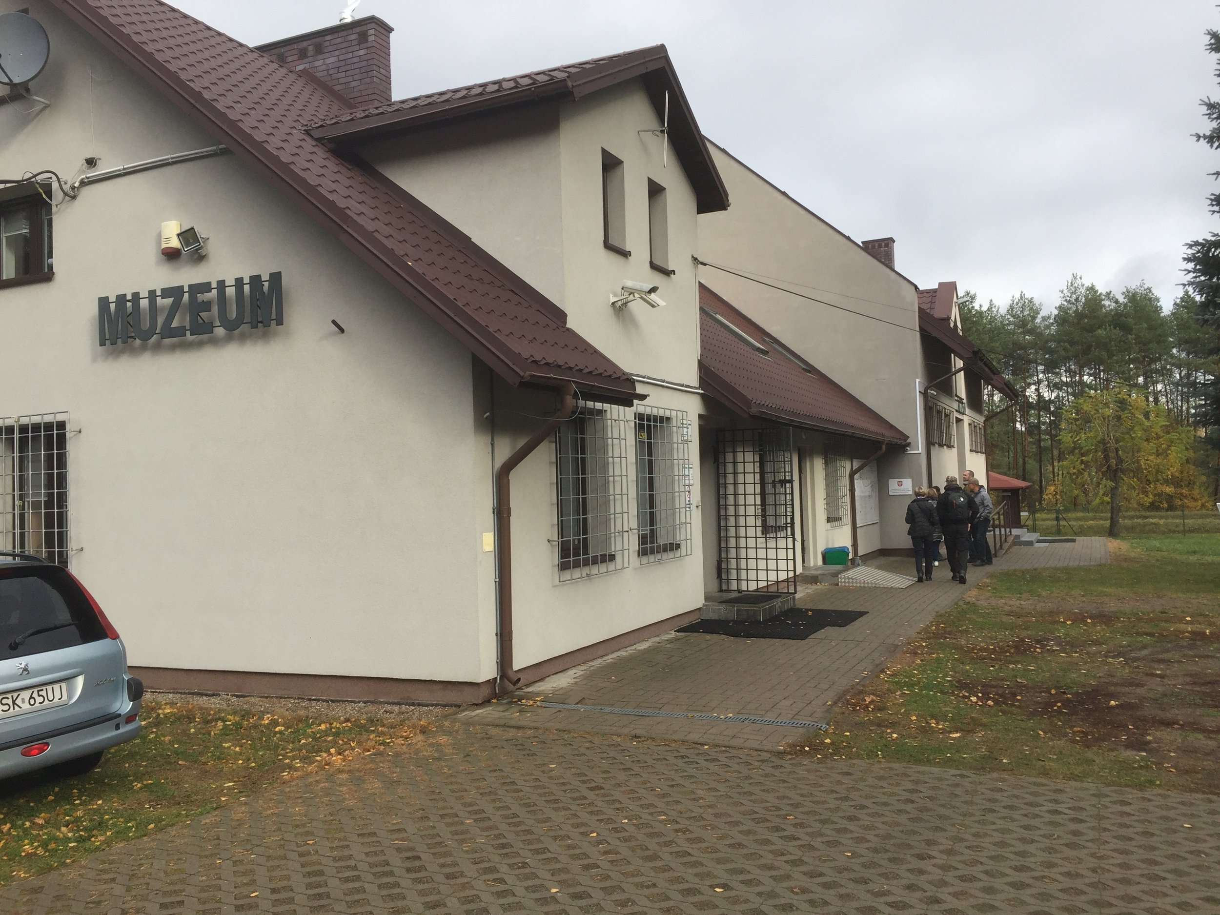 Museum at Trablinka