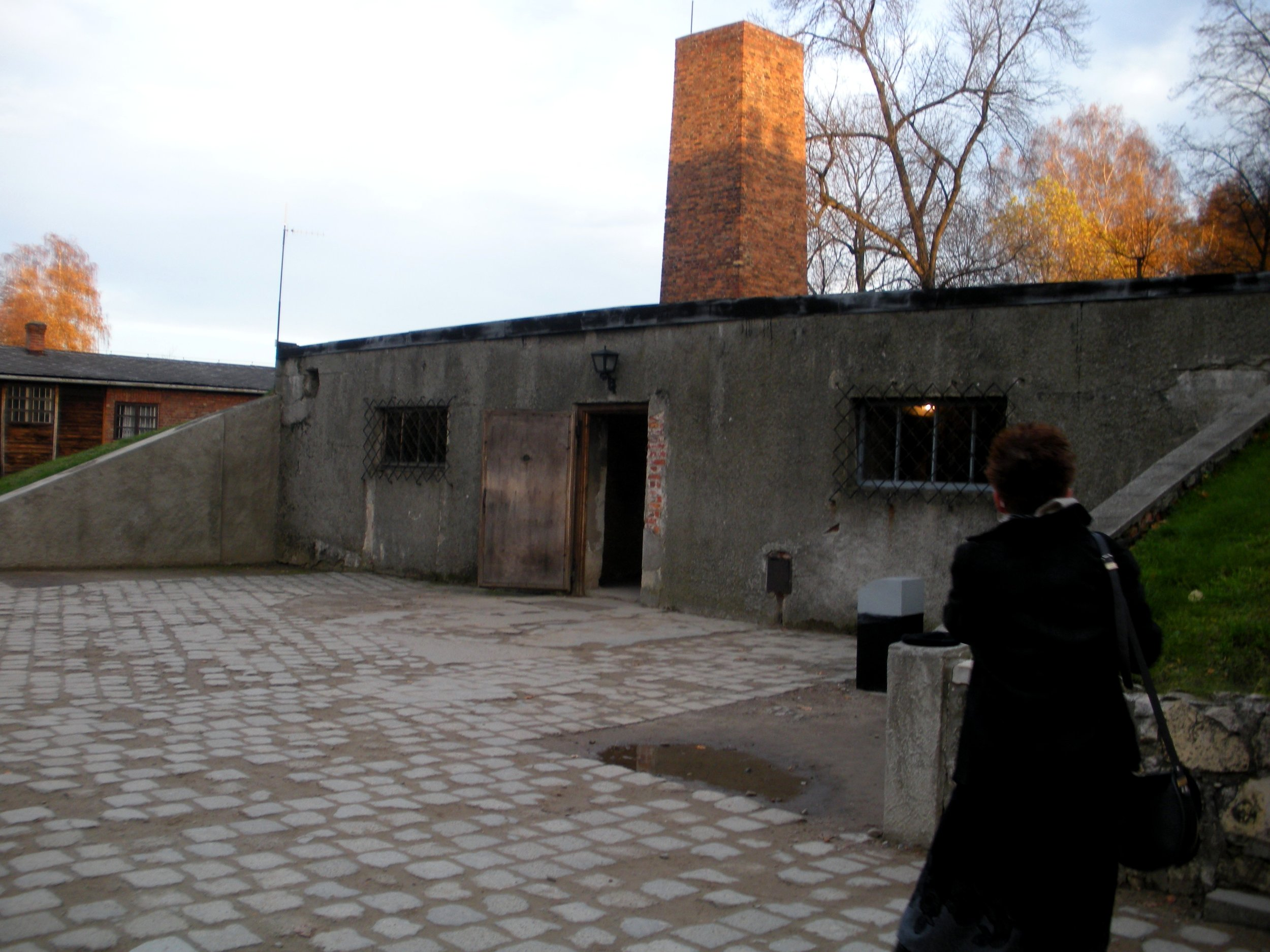 Entrance To Gas Chambers