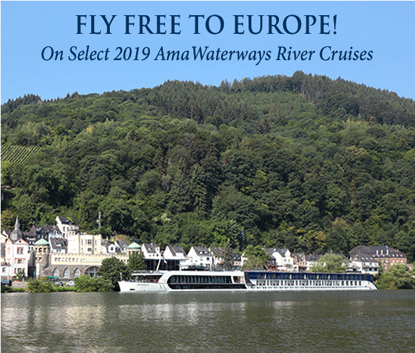 FREE Airfare on these cruises when you book by January 31, 2019