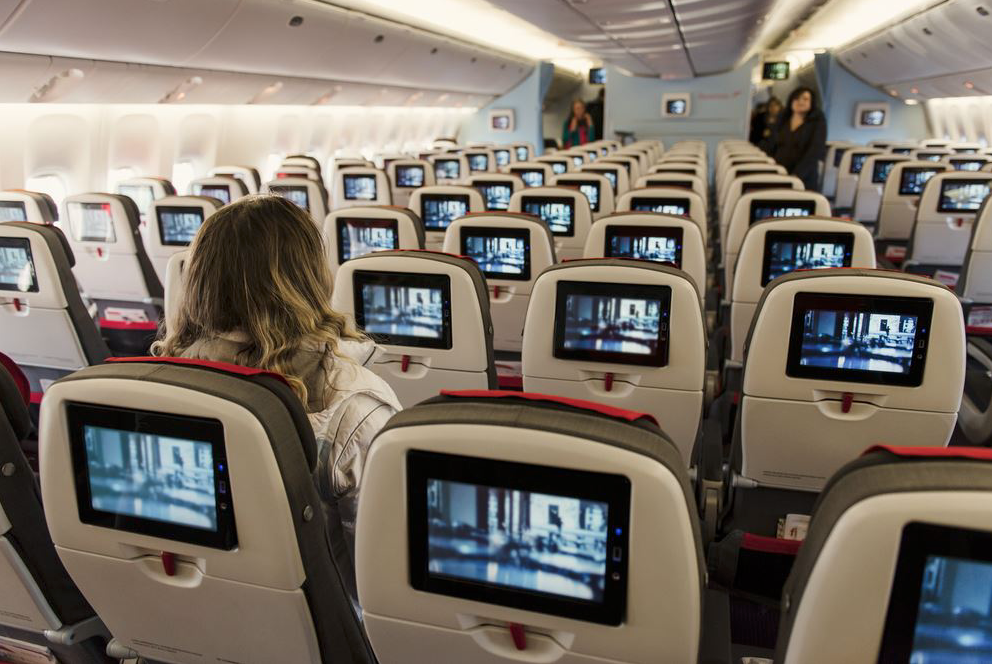 Airlines Duke It Out - For Free Live TV Supremacy