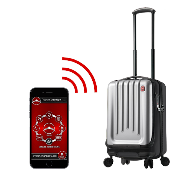 Luggage Trackers