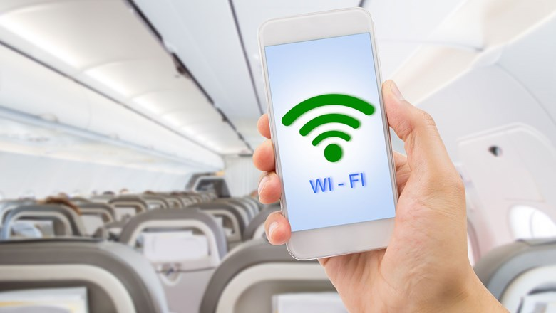 Airline Wi-Fi Improvements