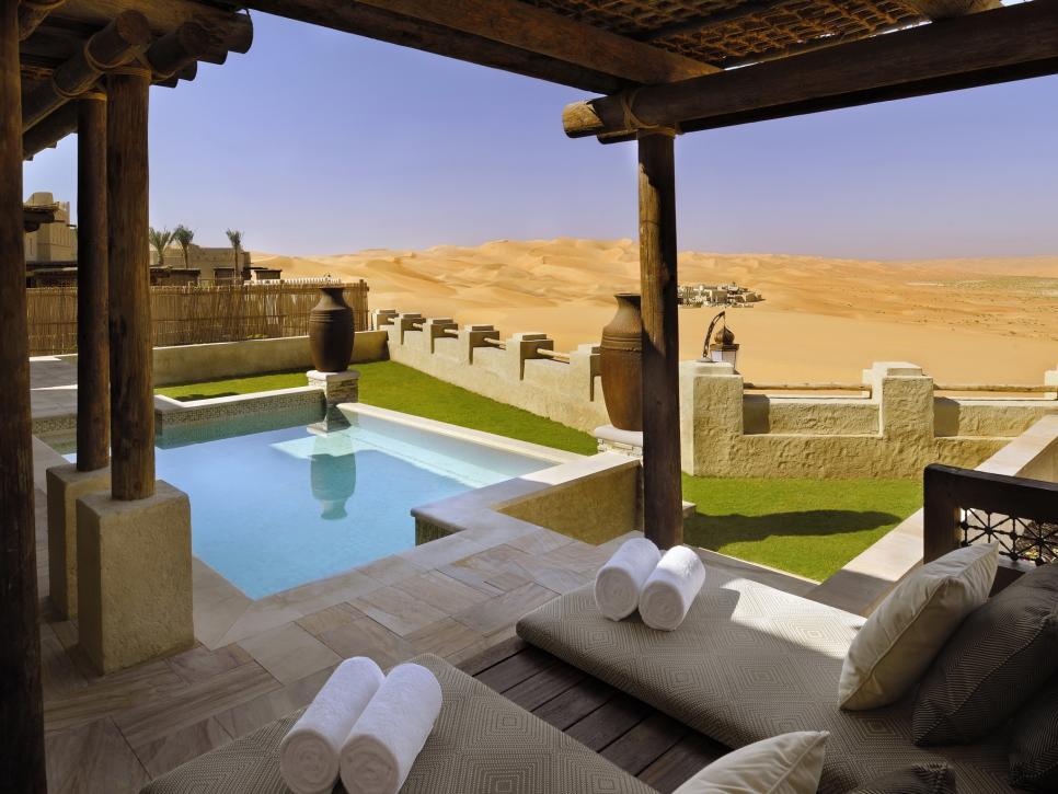 Luxury Desert Escapes