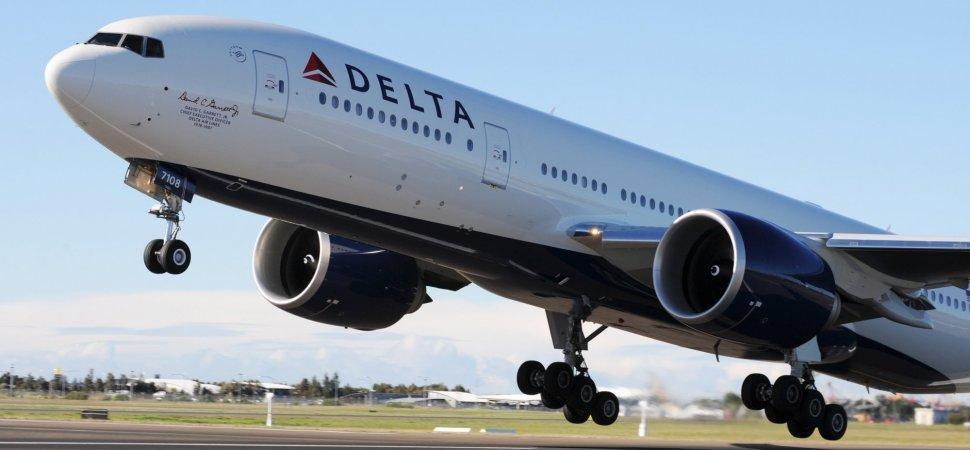 Delta's Passenger Announcement