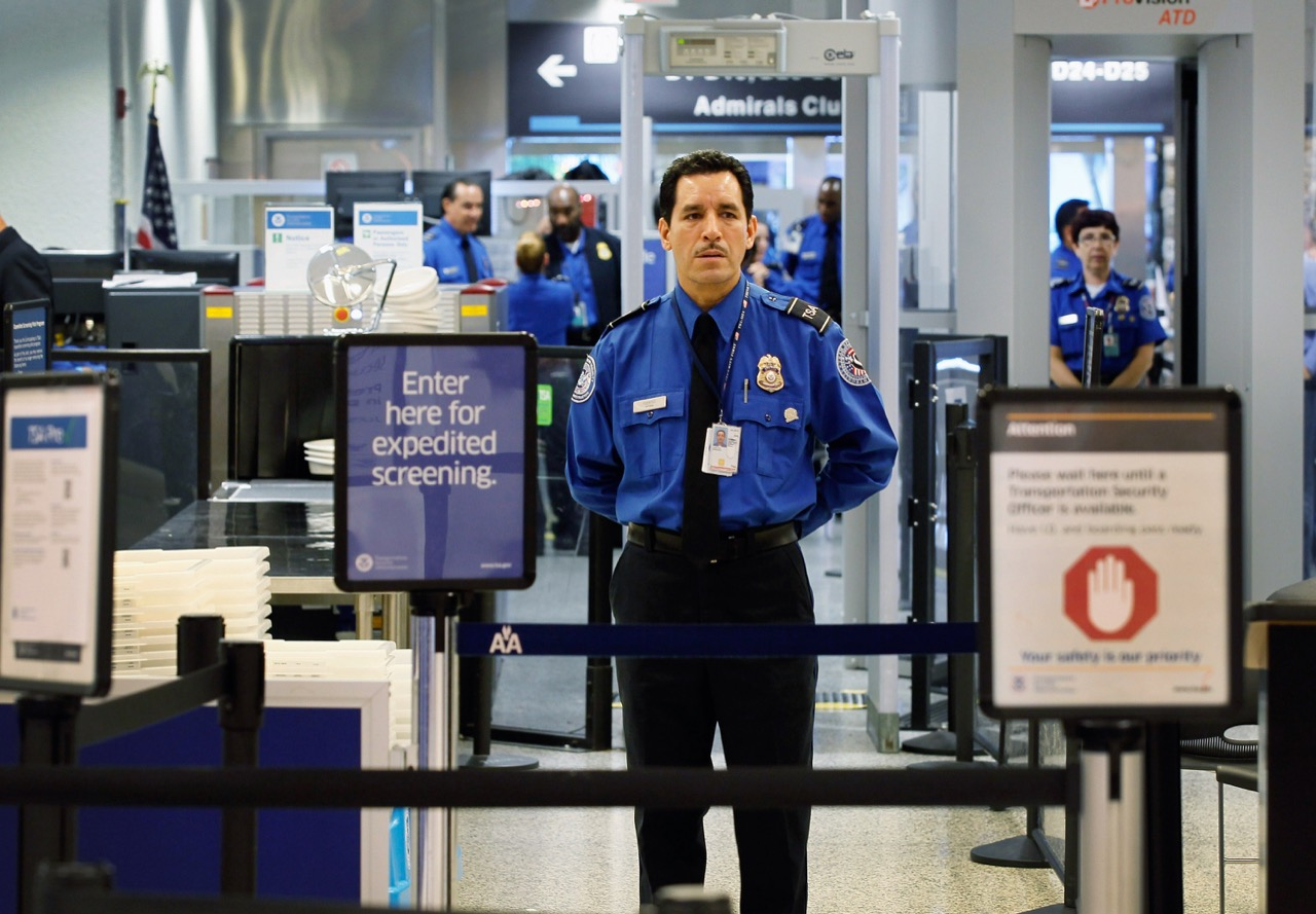 The new reality when you pass through TSA at any airport in the United States on October 1, 2020.