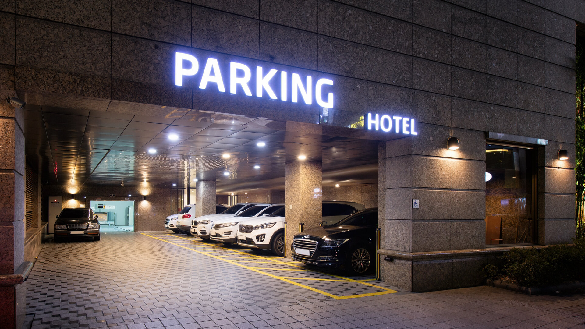 Solution: Park Elsewhere   Don't park at the hotel unless absolutely necessary. In many larger areas there are public parking that is much cheaper if close to the hotel. You can also try and negotiate a fee if you are a loyalty or rewards member of that hotel.