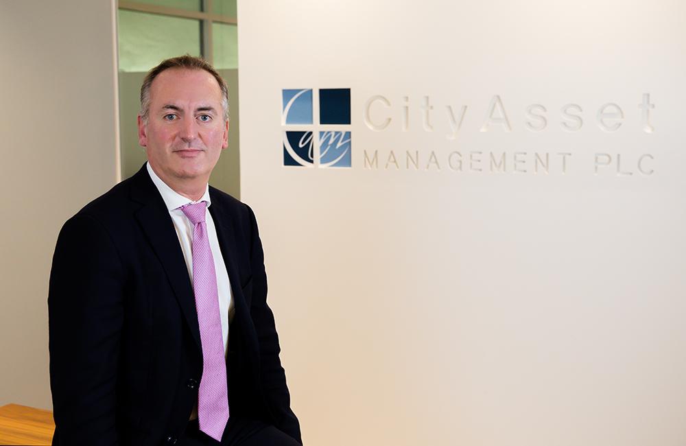 Nick Coghill, CEO -