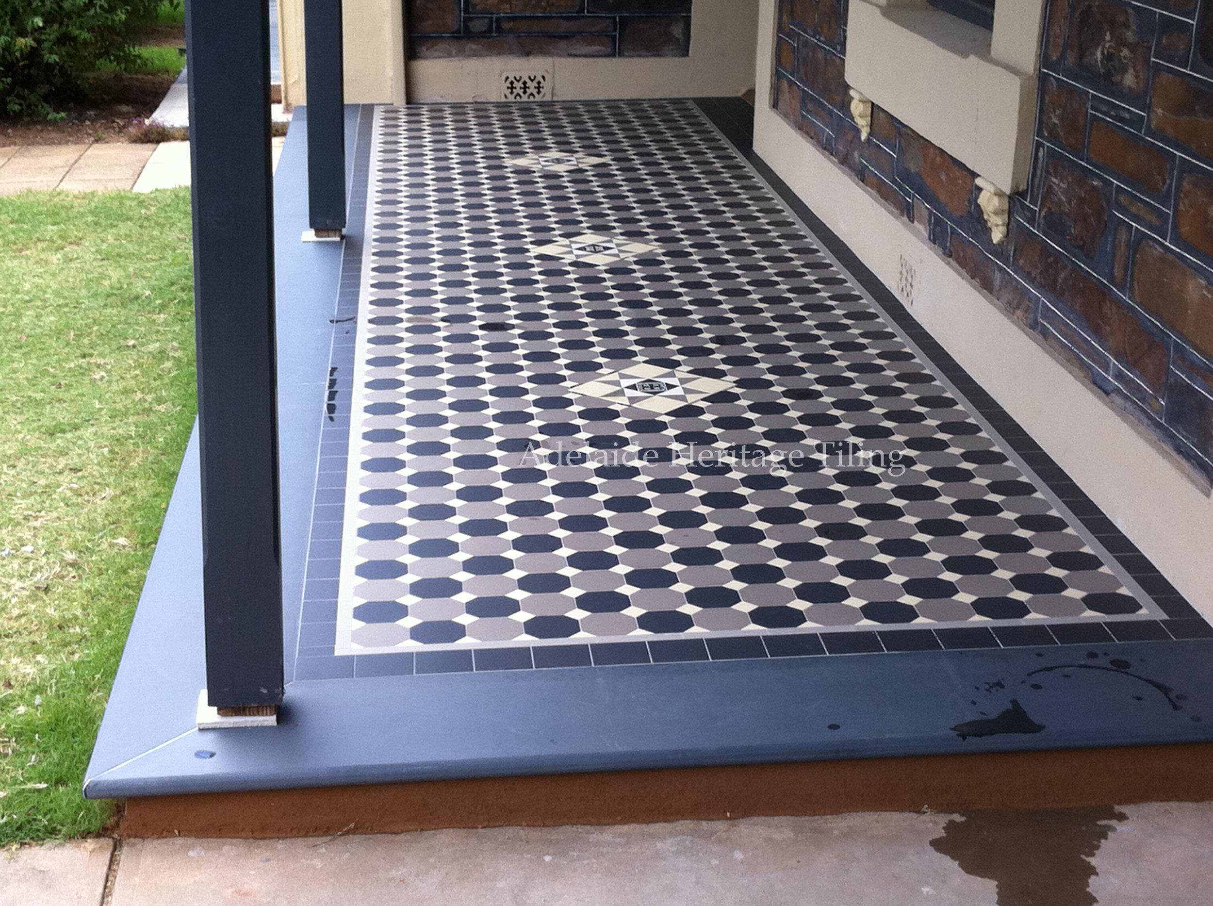 Adelaide Heritage Tiling Slate