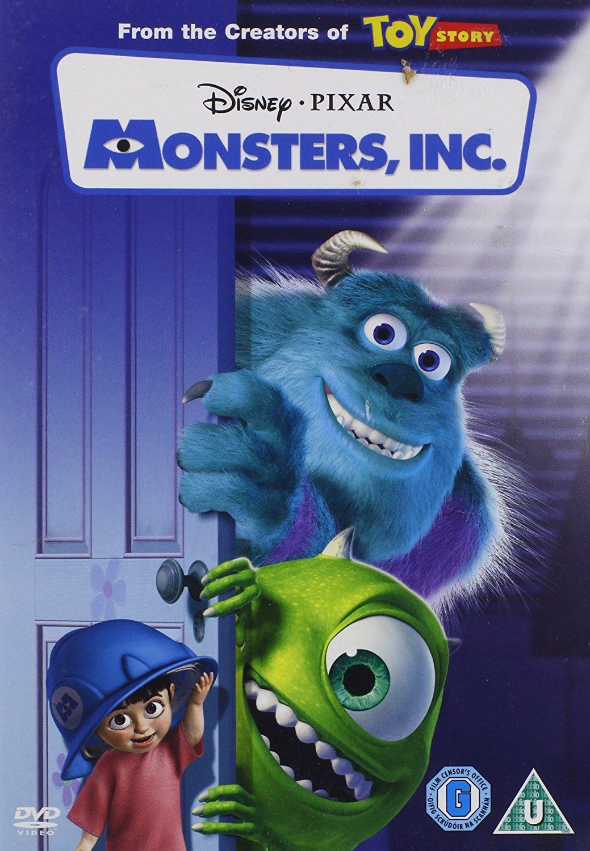 Monsters Inc Megashare