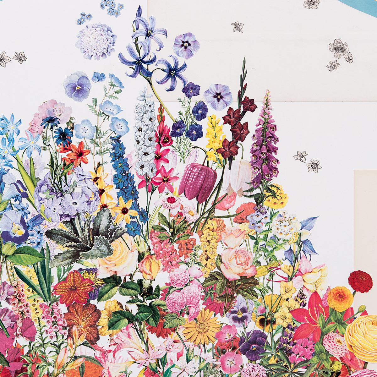 Honeymoon Garden,  detail