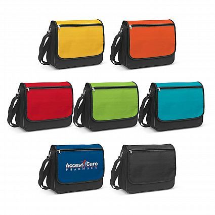 Colourful Messenger Bags