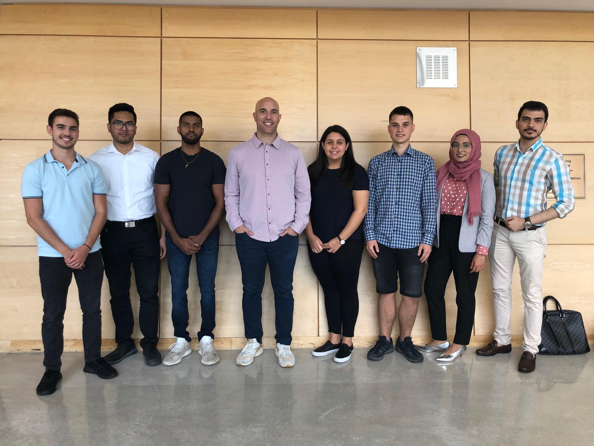 The MJA Lab - Summer 2019