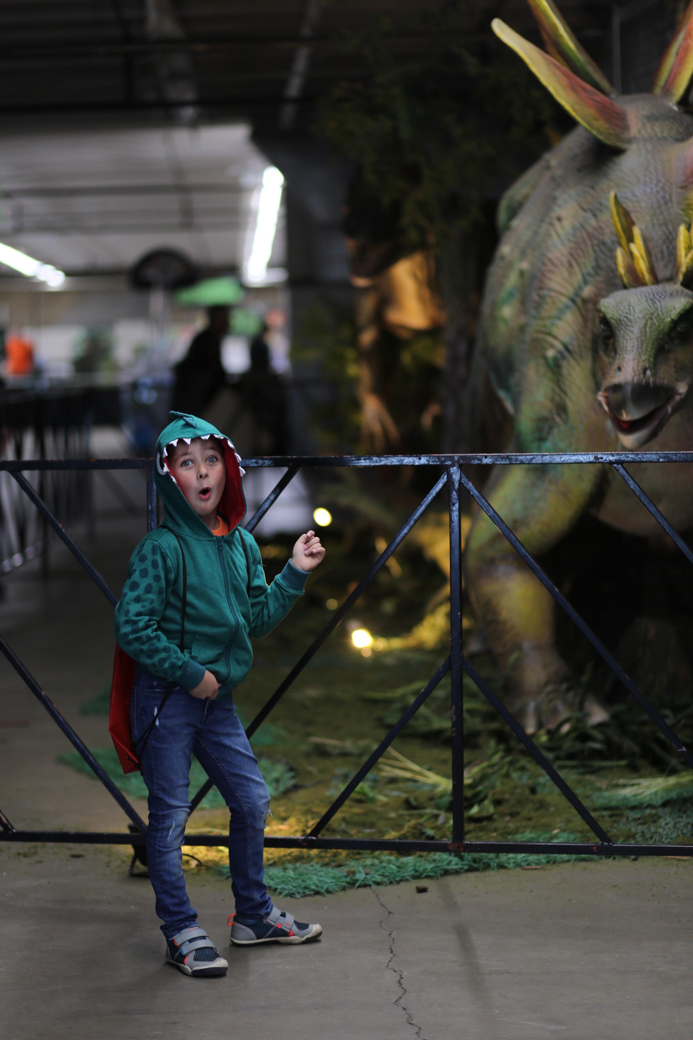 Jurassic Quest- Stegosaurus