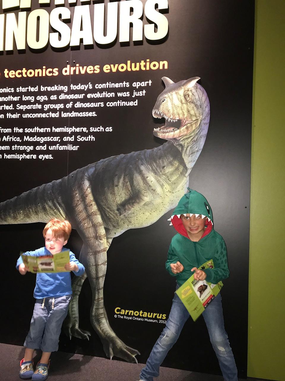 Dinosaur Bros
