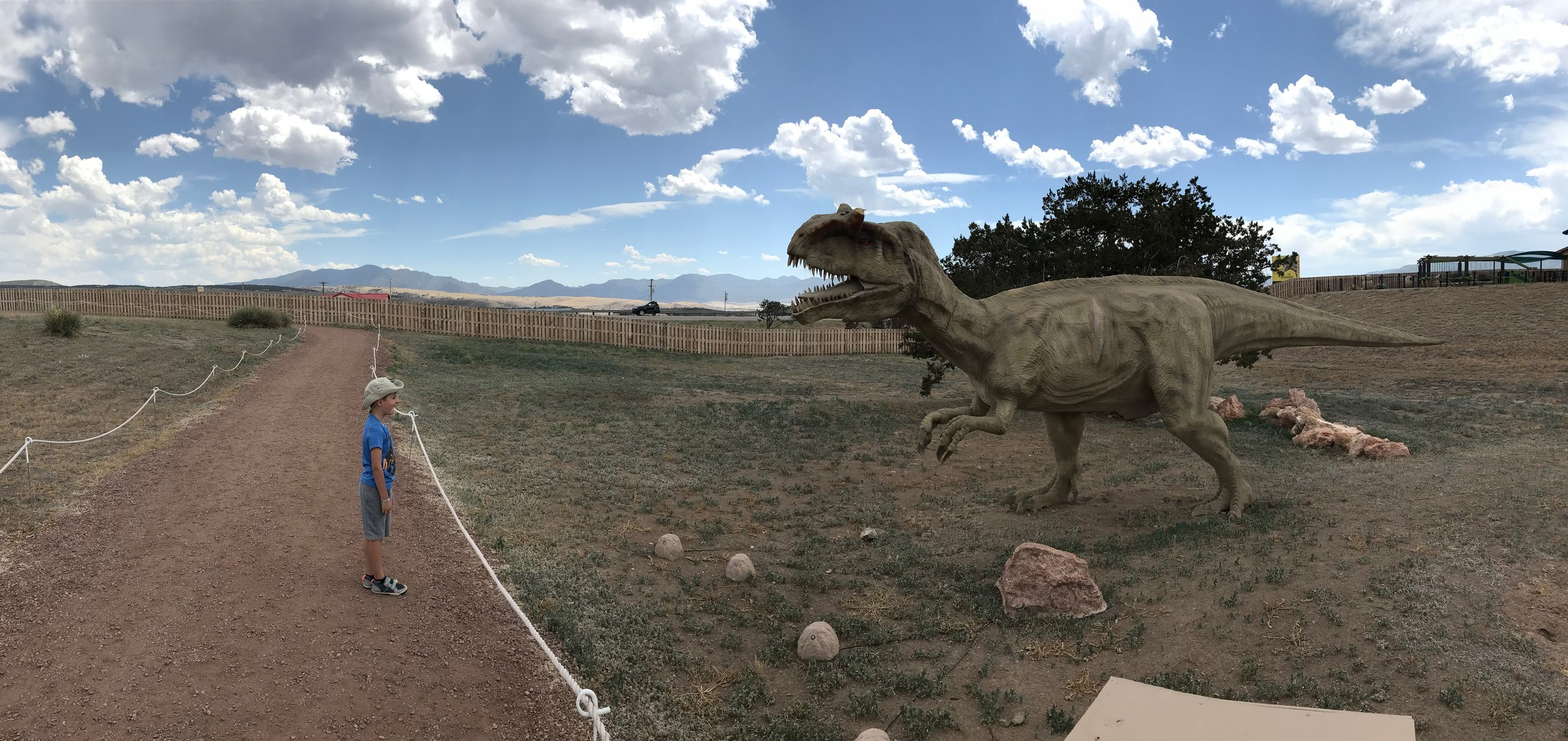 Royal Gorge Dinosaur Experience Trail