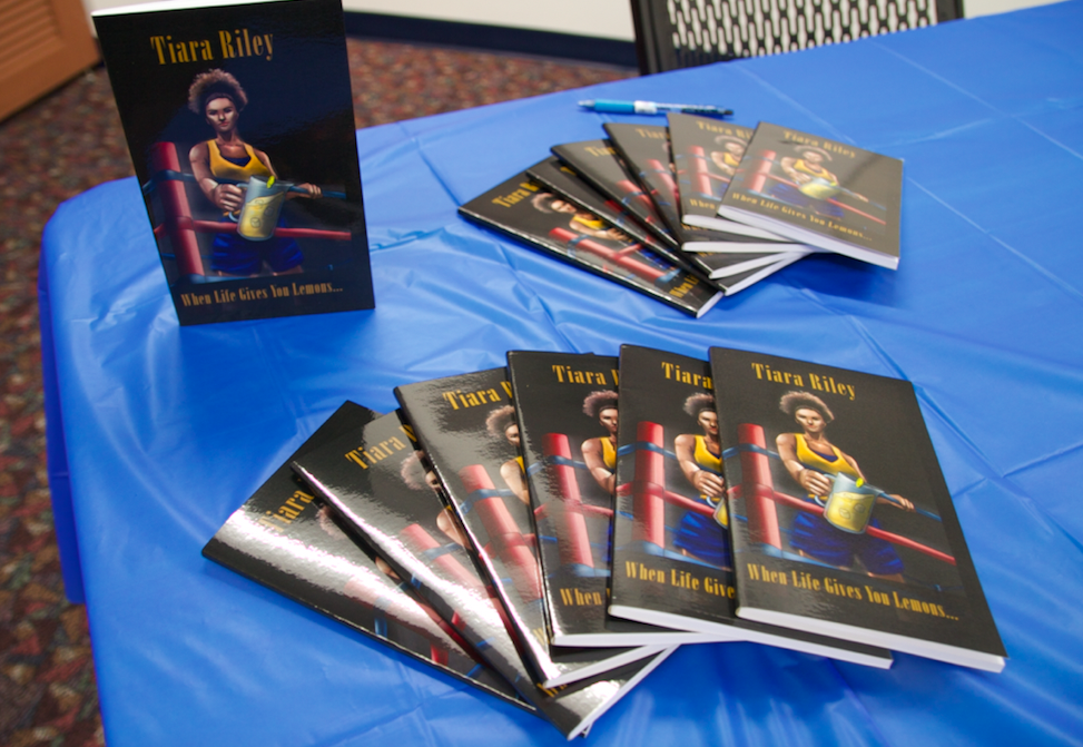 As the 2nd novel written by Tiara Nicole,  When Life Gives You Lemons…  is an inspirational novel that addresses the sour moments in life and how we can find the sweet moments that come from them. As a part of the 1 in 4 women who have suffered from miscarriage or infertility, this novel shares the raw reality of getting through life's rock bottom moments. Since it's release on October 6, 2018, it has addressed a very taboo topic in a way that shows the world that there can be some good that comes from the lowest of lows.   When Life Gives You Lemons..  is your guide to turning the sour moments in life into beautiful memories. With all the loss, grief, and hurt we experience in life, there can always be some good come from it if we allow ourselves to see the beauty in the pain. Author Tiara Nicole has received quite a few sour lemons via depression, suicidal thoughts/attempts, and most recently miscarriages. This book is her testimony not only about the lemons in life, but how to make the most out our lowest moments.  Join Tiara Nicole as she takes you through her journey, explains her recipe for making lemonade out of life's lemons, and explains how you can create your own personal recipe. So what's your lemonade recipe?