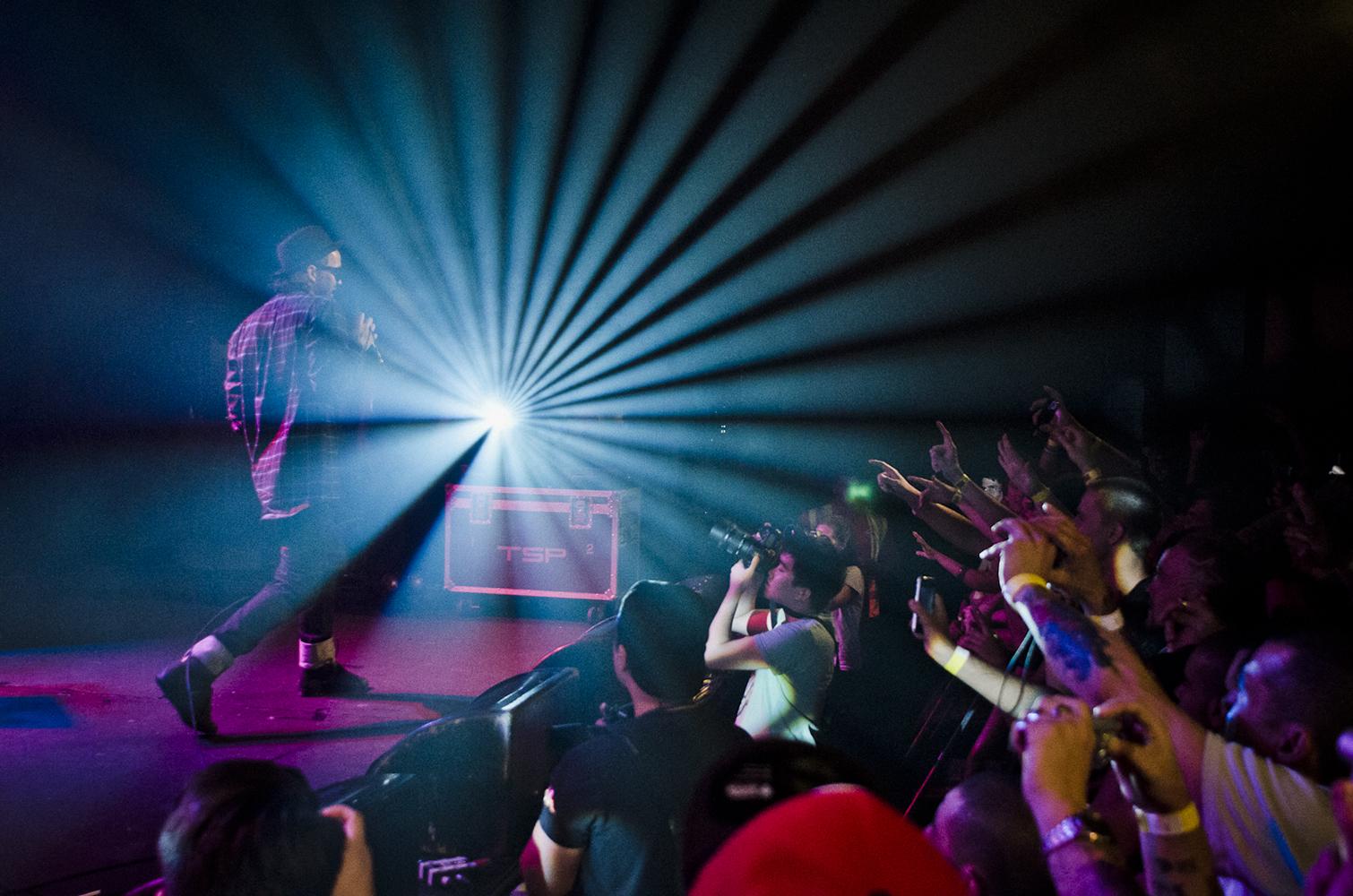 Yelawolf  Metro Theatre, Sydney 2012