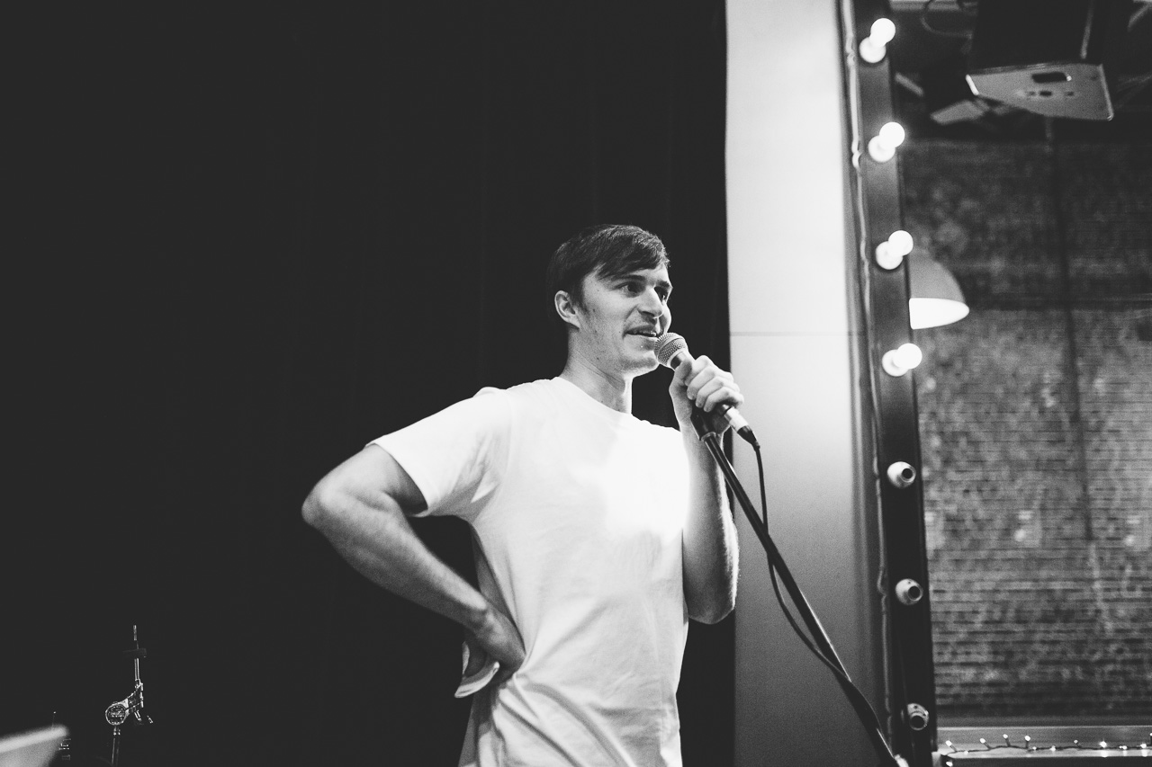 Alex Dyson, Beyond Blues & Roots Sydney 2015