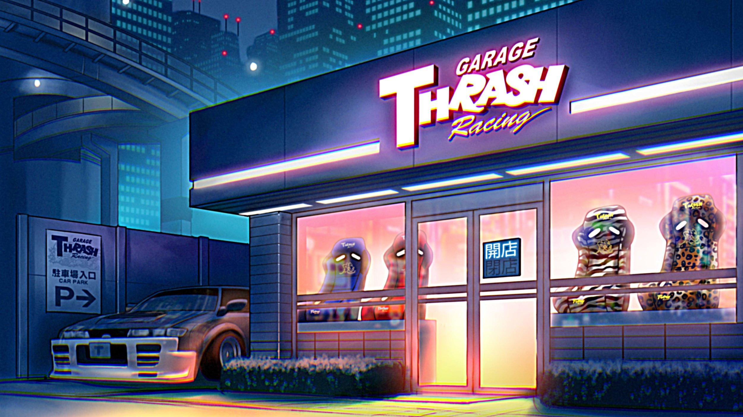 Thrash Open