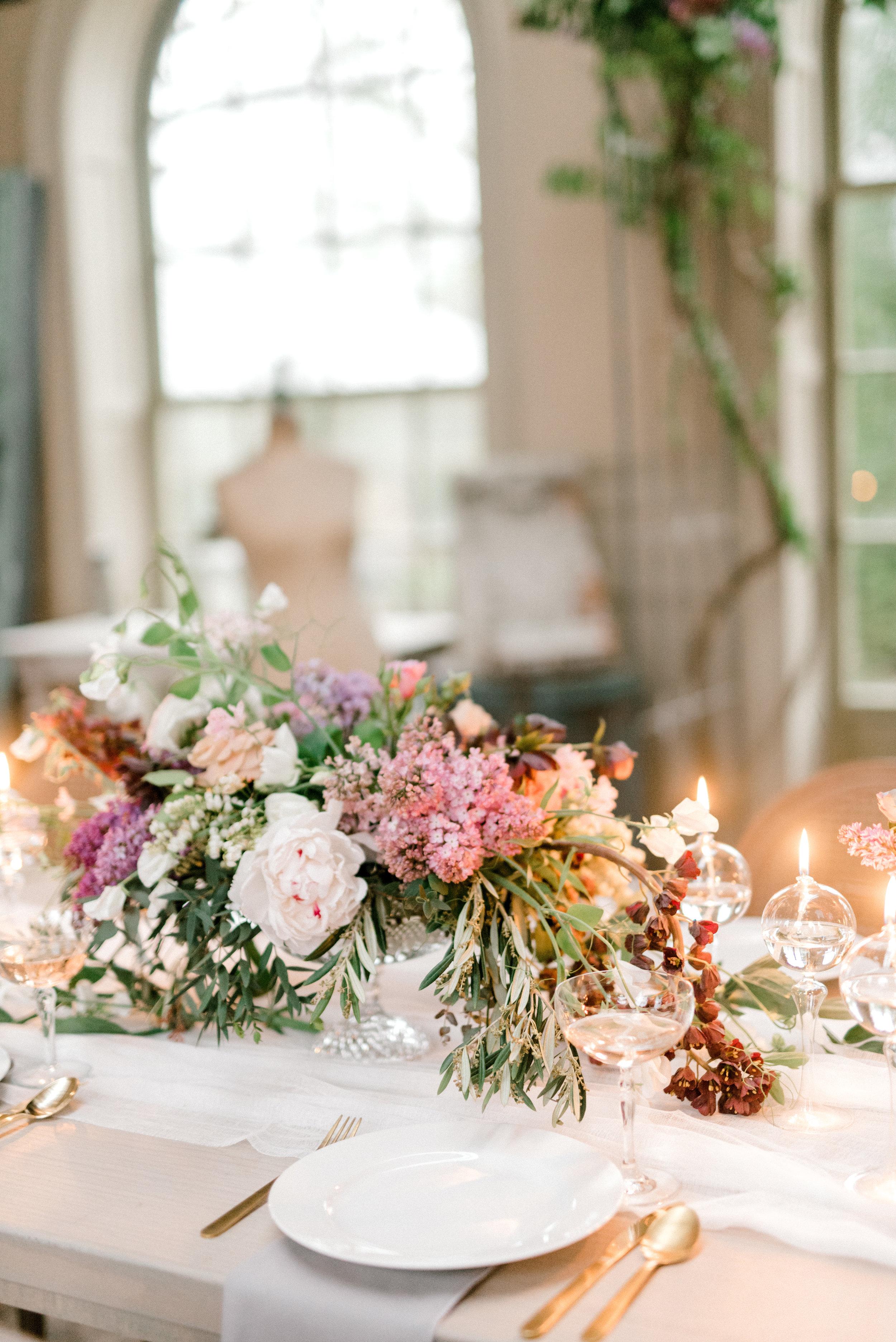haley-richter-photography-jardin-de-buis-wedding-photos-greenhouse-wedding-bhldn-gown-lilac-wedding-bouquet-beaded-wedding-gown-new-jersey-weddings-garden-wedding-lilac-centerpeice