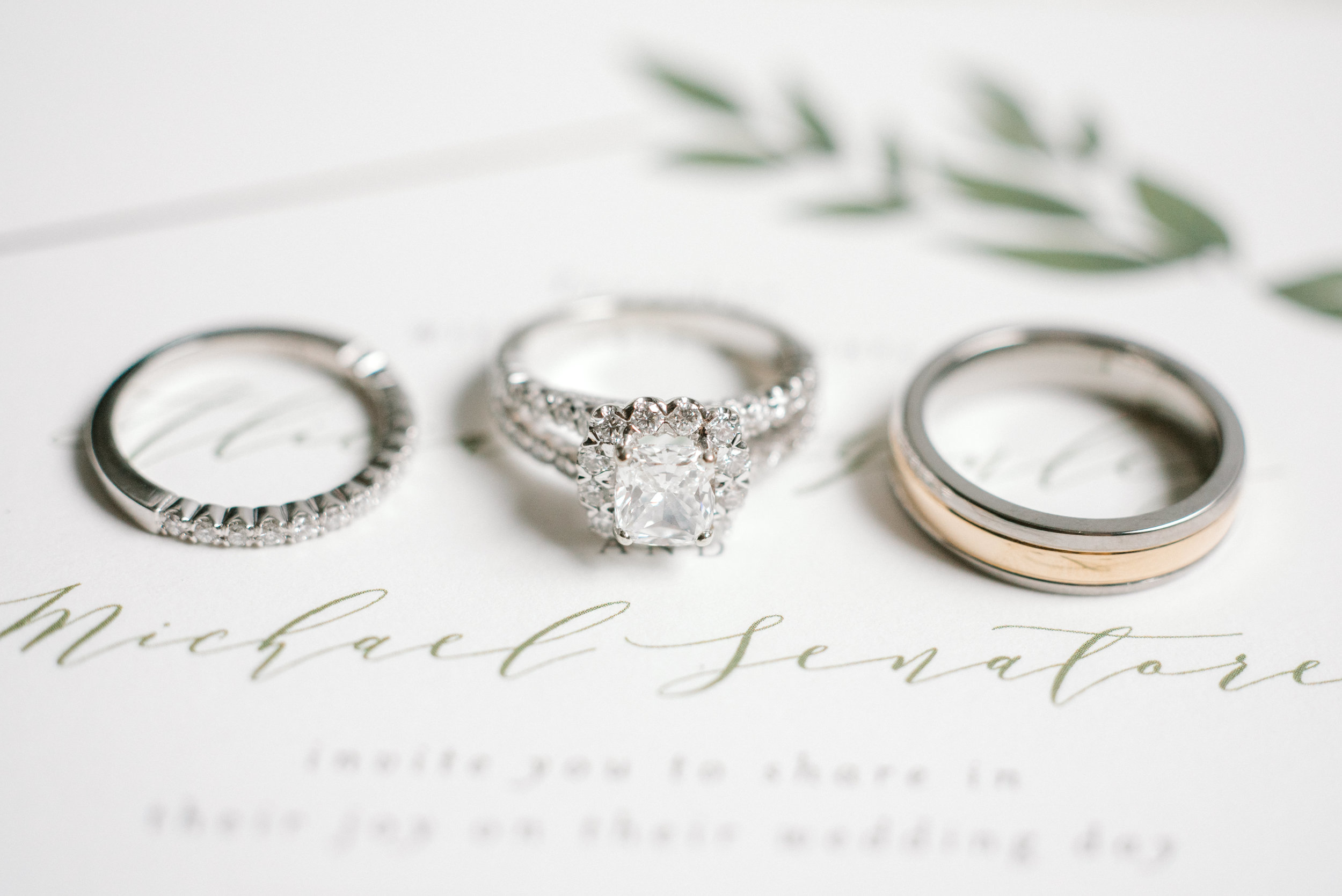 Everybody loves a white diamond, the more the merrier from this bright boho chic Tyler Gardens wedding in Bucks County