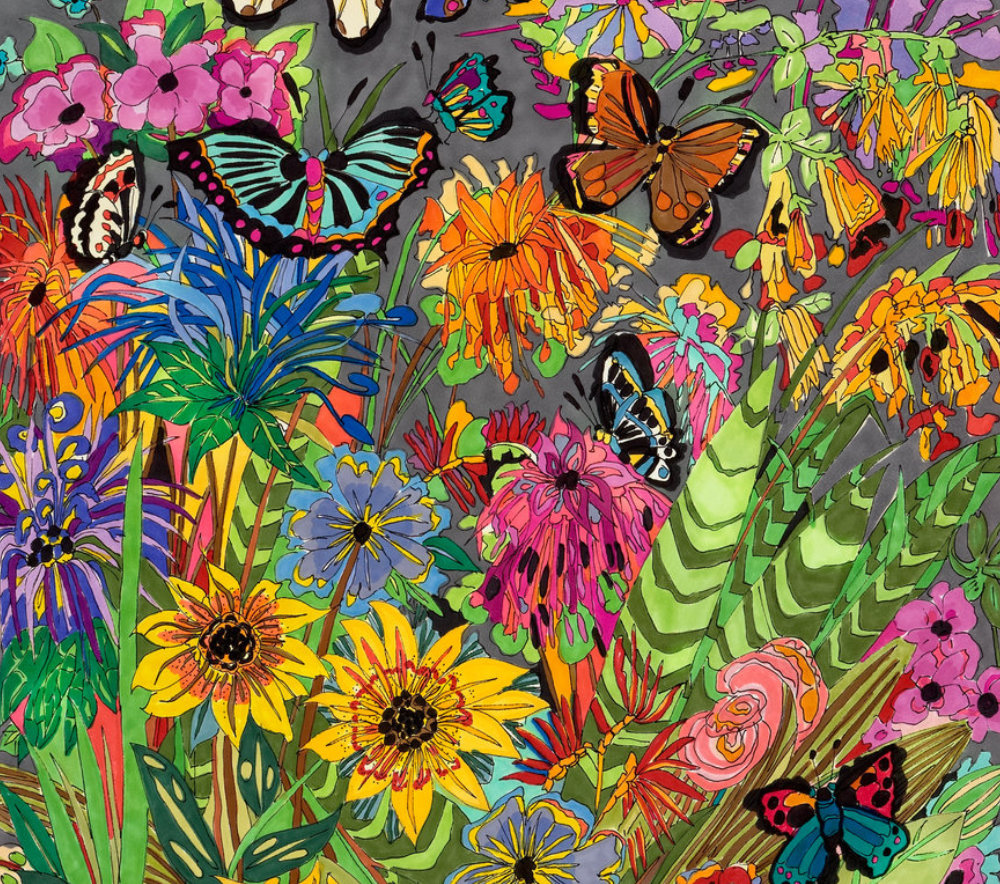 Listen to the Music of the Butterflies