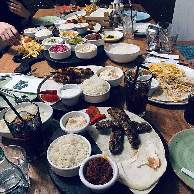 من تصوير زبونتنا @rose_ii77 نتمنى أن تزورنا مرة أخرى❤️ . .  Lovely capture from @rose_ii77 . Looking forward to see you again❤️ . . #riyadhrestaurants #riyadhfood #riyadh #lokmaistanbul #lokma #لقمة #لقمة_اسطنبول #الرياض #مطعم_تركي #مطاعم_الرياض