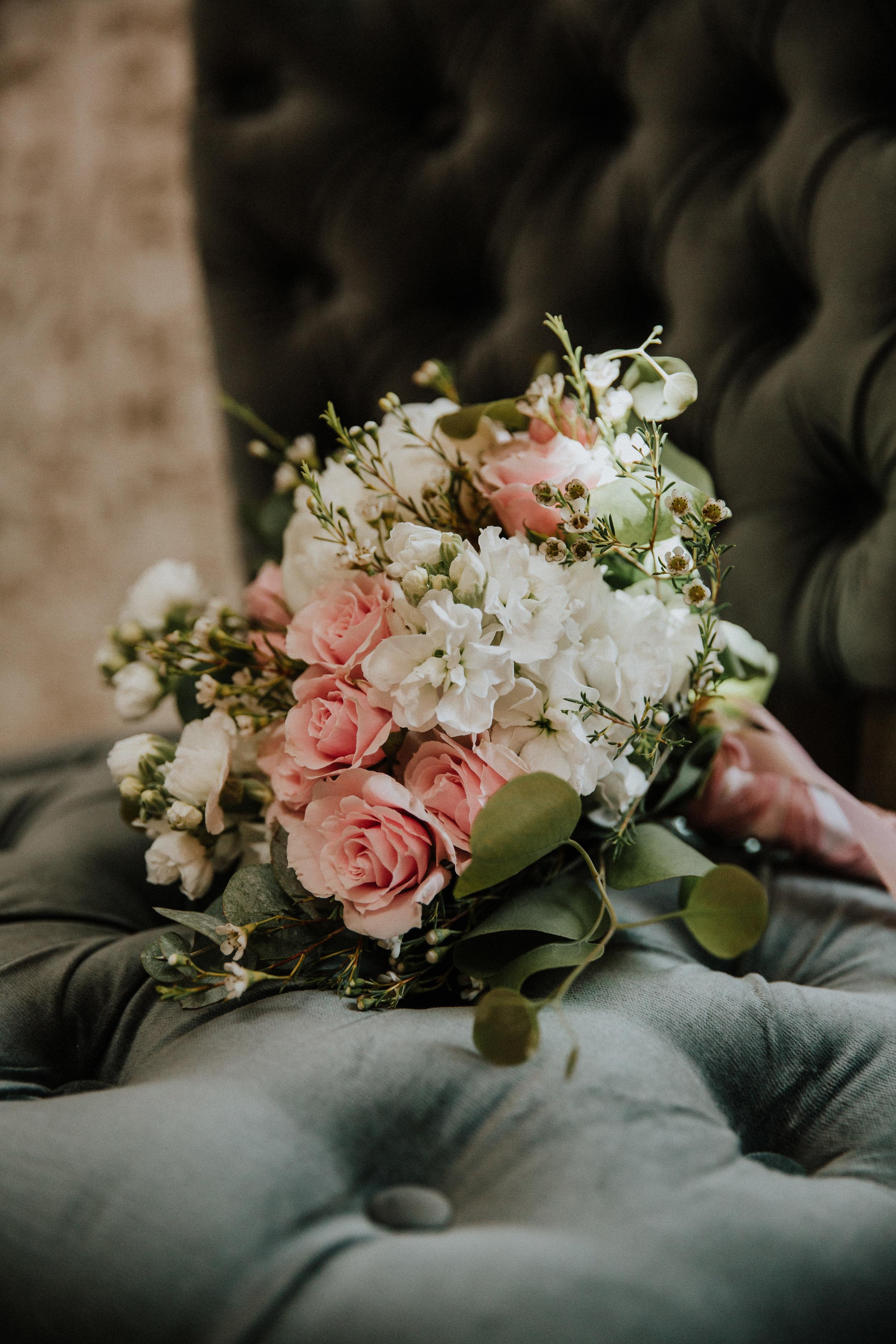 All florals designed by Motts Floral Design