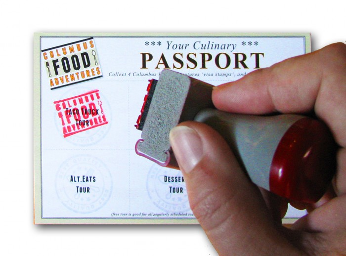 Culinary Passport Series