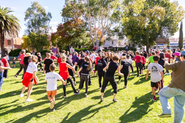 Big Dance Maroondah 2019 - We are bringing Big Dance to Maroondah, with FREE dance workshops in March and April 2019, and a celebration of dance at the end of National Dance Week (5 May 2019). Join us at Big Dance Maroondah 2019!More information>>