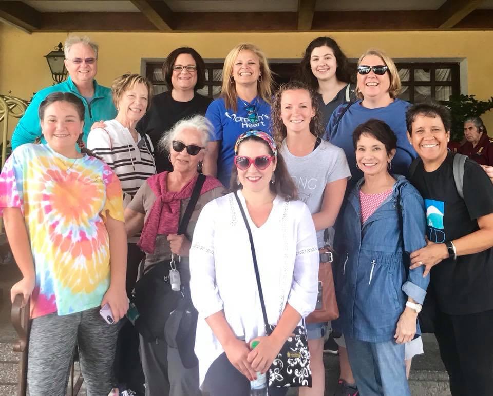 Guatemala Mission group 2018