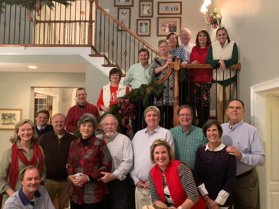 Median Adult 1 Christmas Party 2018