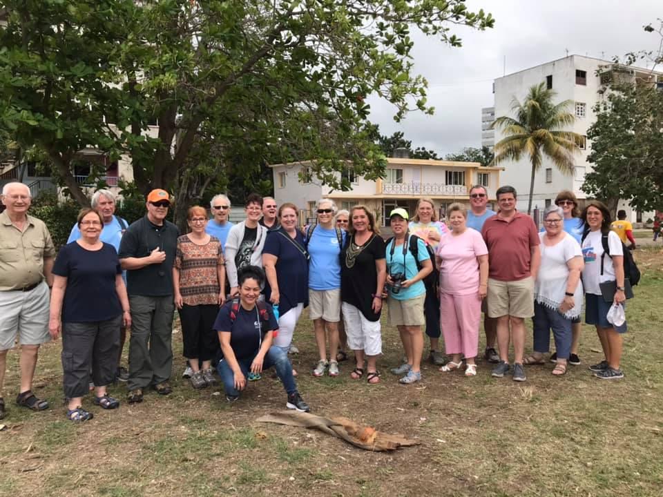 Cuba Mission Team 2019