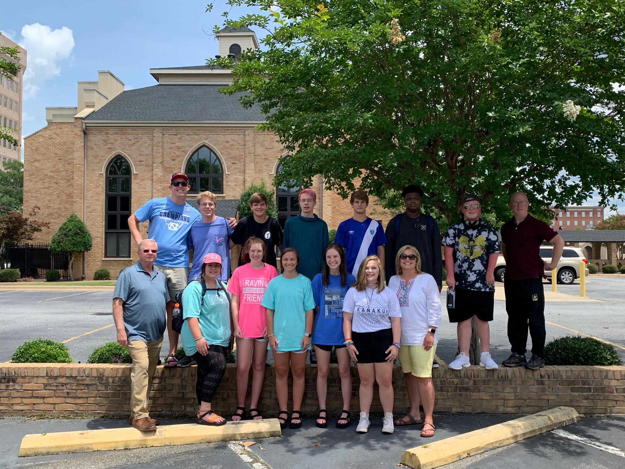 Miami Youth Mission Team 2019