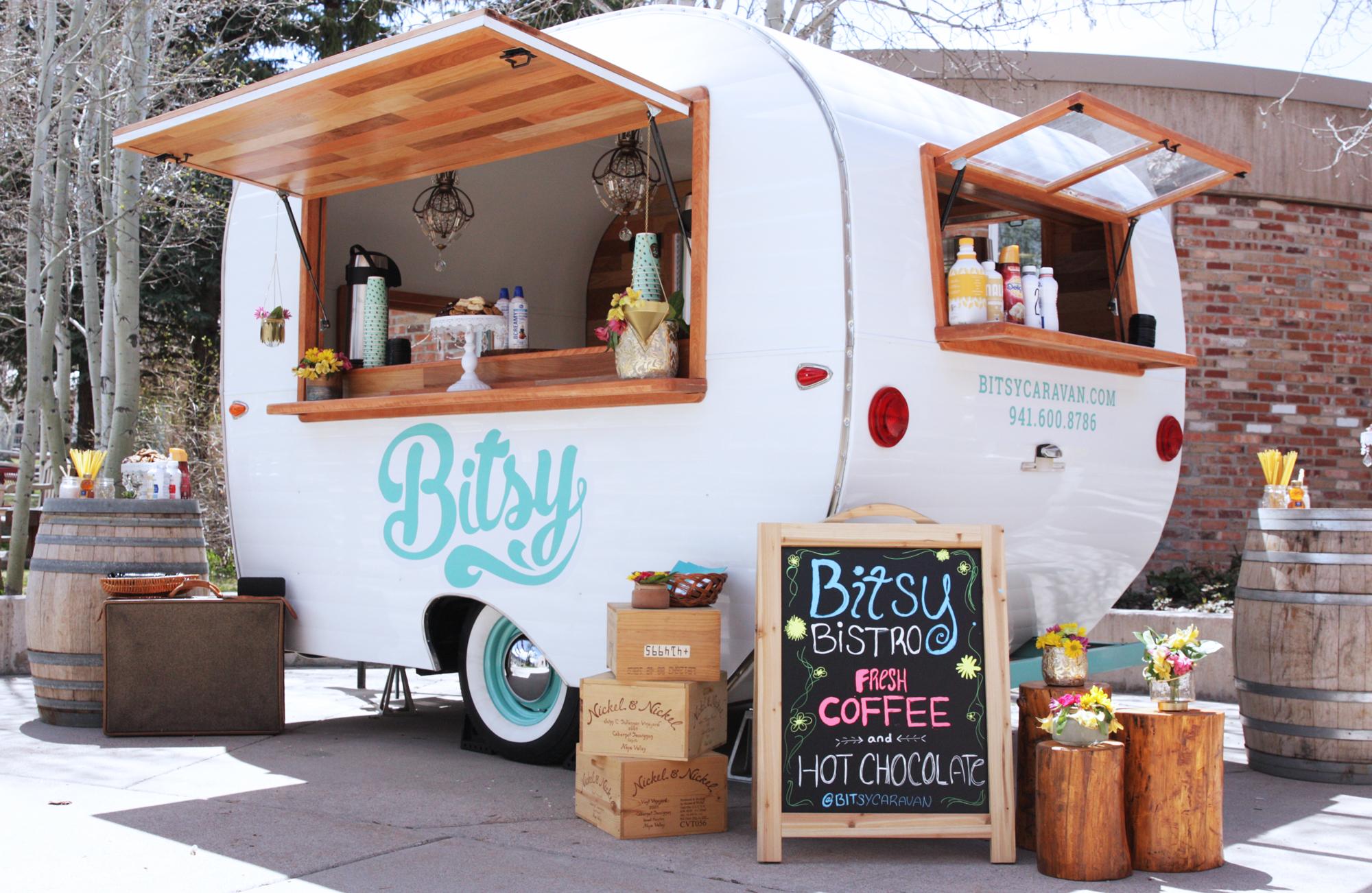 BITSY BISTRO - BITSY COFFEE & HOT CHOCOLATEAspen High SchoolAspen, Colorado
