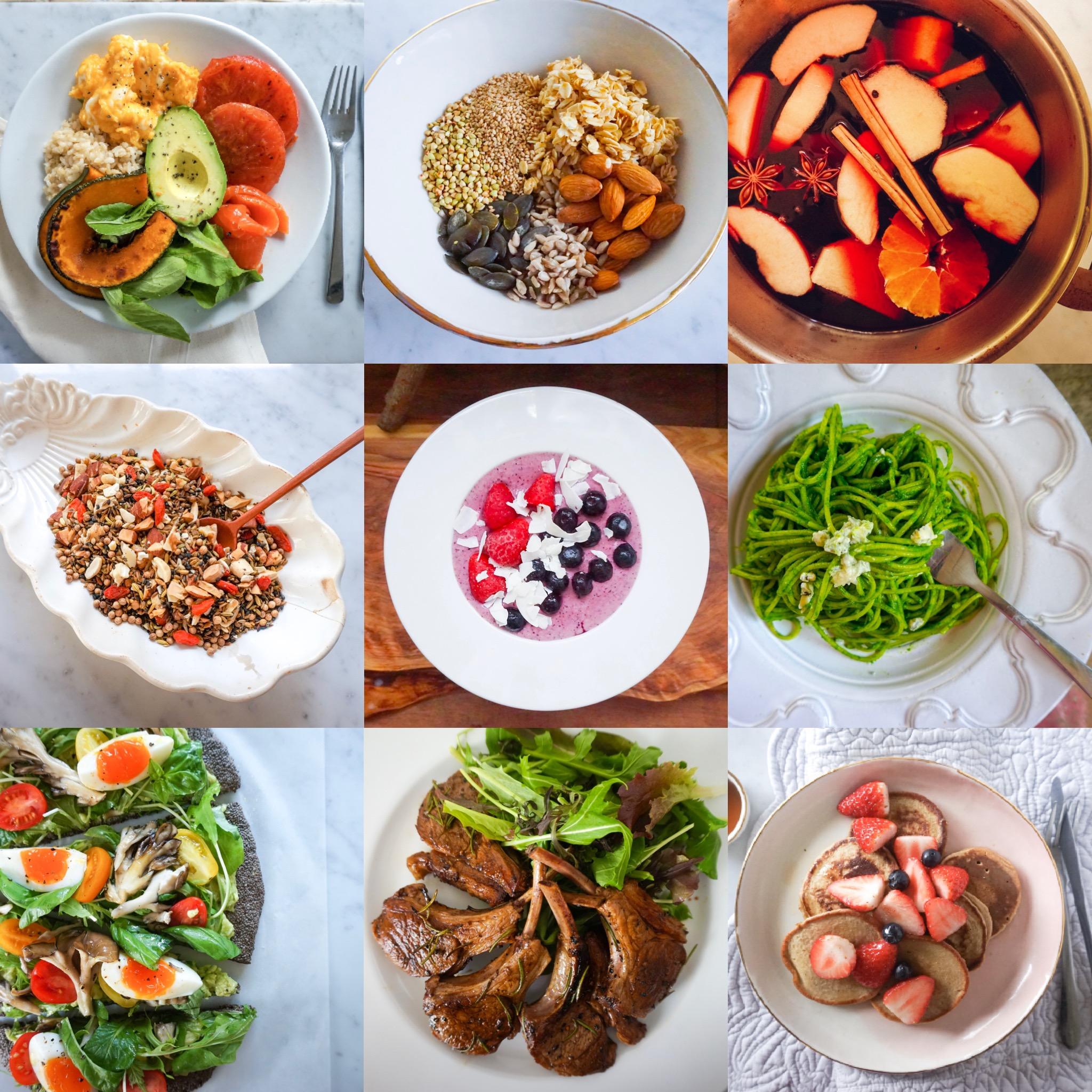 日本版 Women' s Health(ウィメンズヘルス)、Eat Beautyにて掲載中。