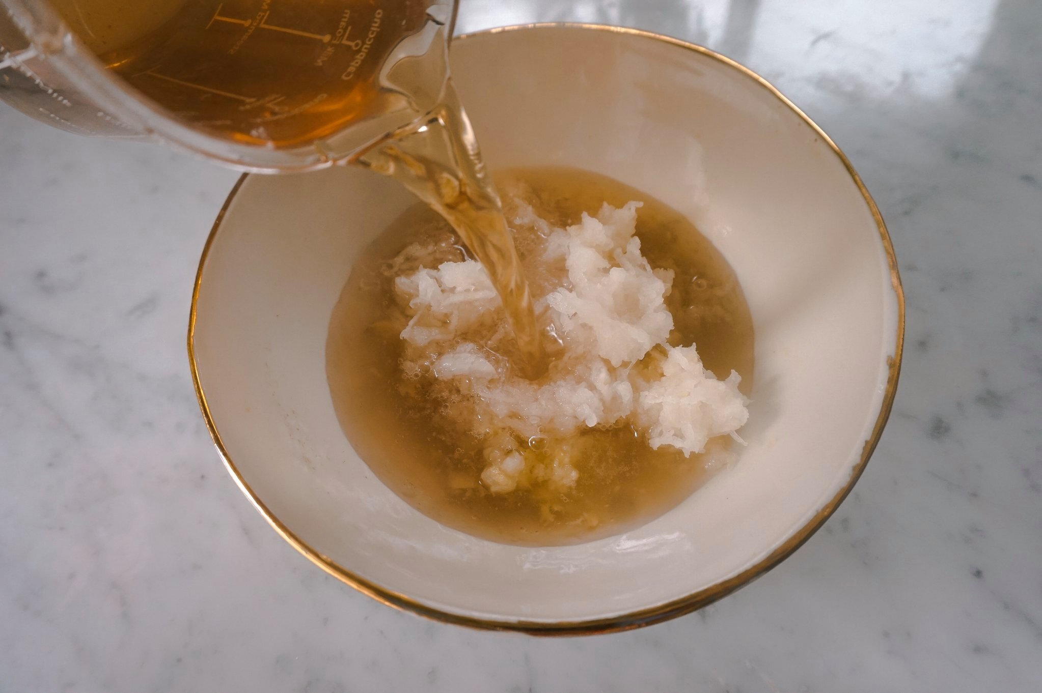 大根スープ デトックス