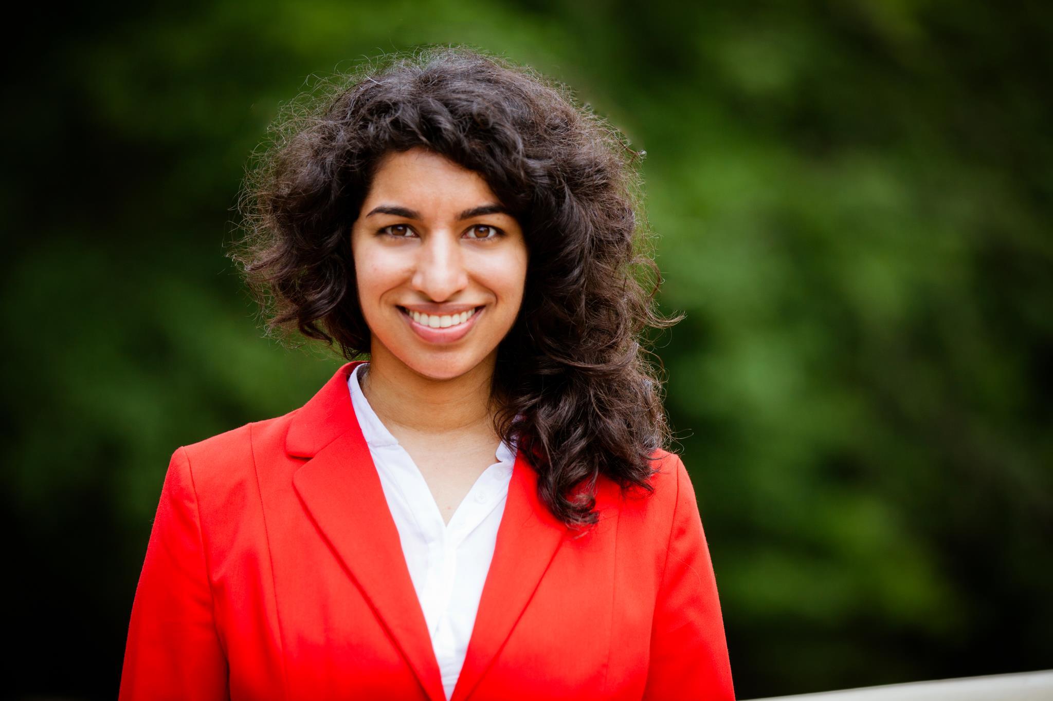 Layla Tabatabaie - Startup & Blockchain Attorney