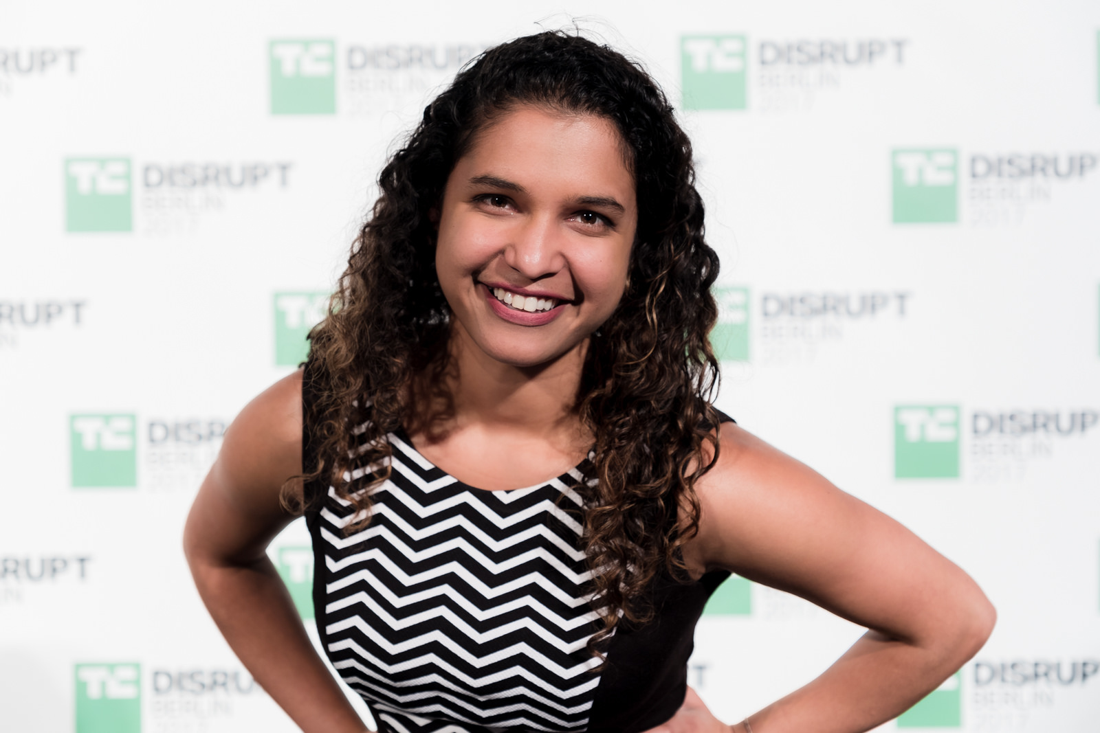 Neesha A Tambe - Head of Startup Battlefield Global // Chairwoman, Parks and Recreations Commission@ TechCrunch // City of Cupertino