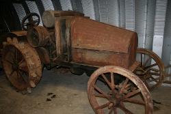 International Harvester Kerosene Tractor, circa 1915.