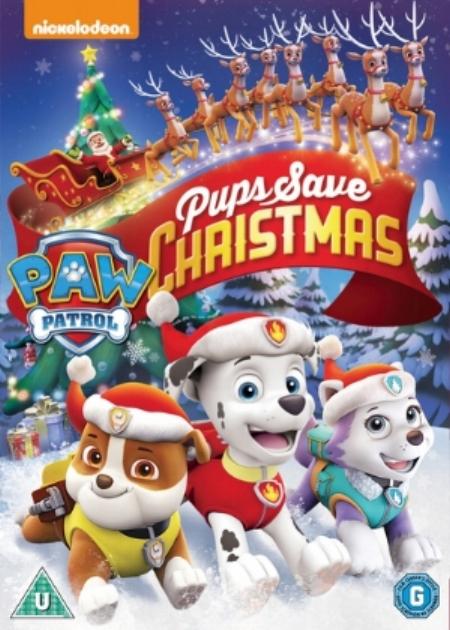 Nickelodeon's Paw Patrol - Pups Save Christmas