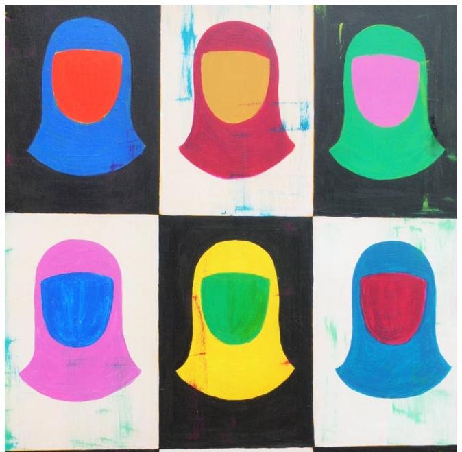Art by Batool Jafri - www.batooljafri.com